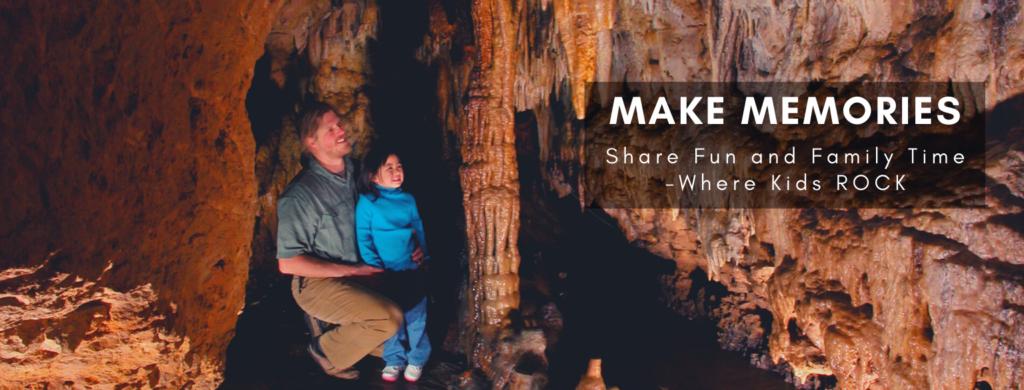 Make Memories. Share Fun and Family Time Where Kids Rock
