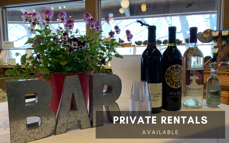 Private Rentals are available