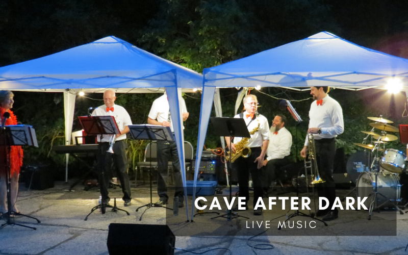 Cave After Dark Live Music