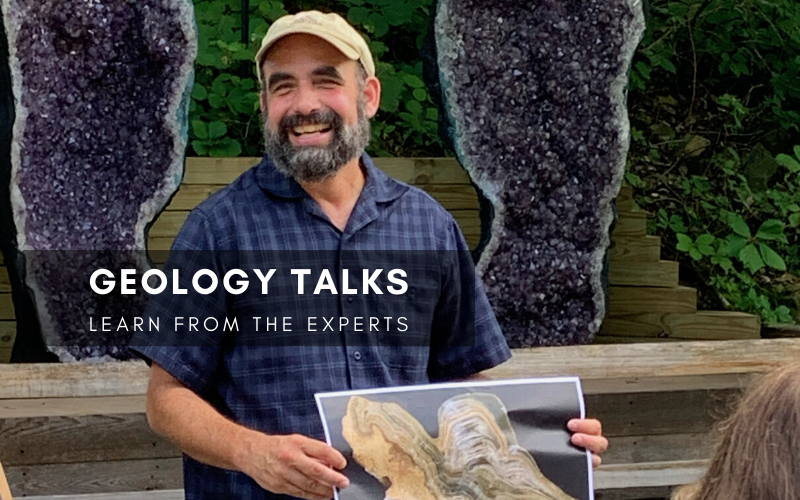 Geology Talks. Learn from the Experts