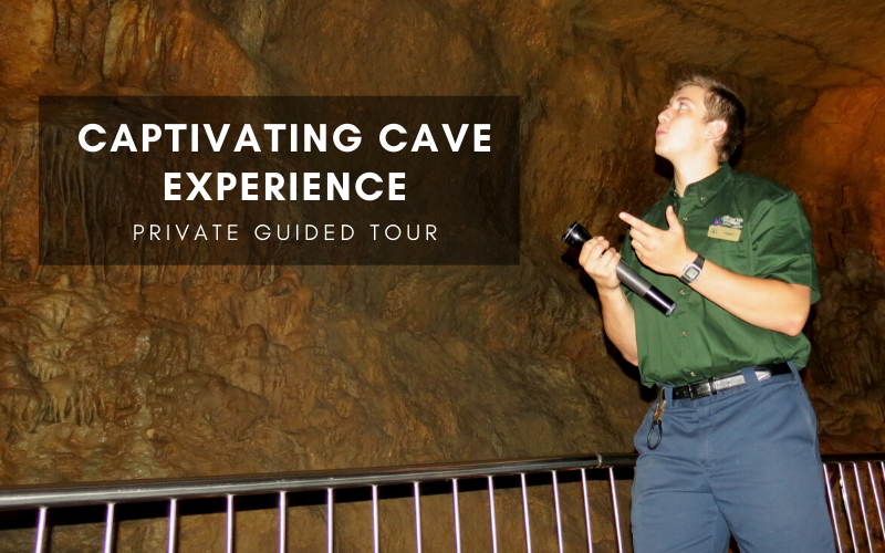 Captivating Cave Experience Private Guided Tour