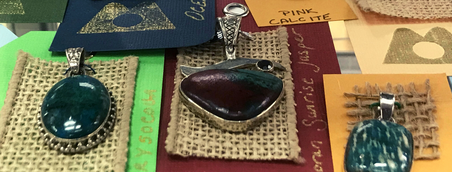 Photo of our pendants
