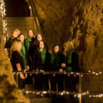 Caroling-in-the-Cave-greenTONE-a-cappella-600x400