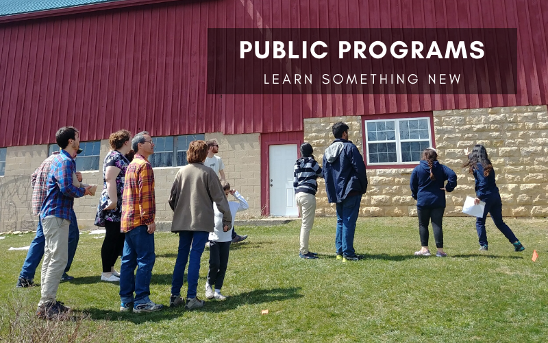Public Programs Learn Something New