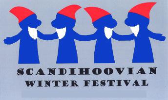 Photo of Scandihoovian Winter Festival Logo 2019