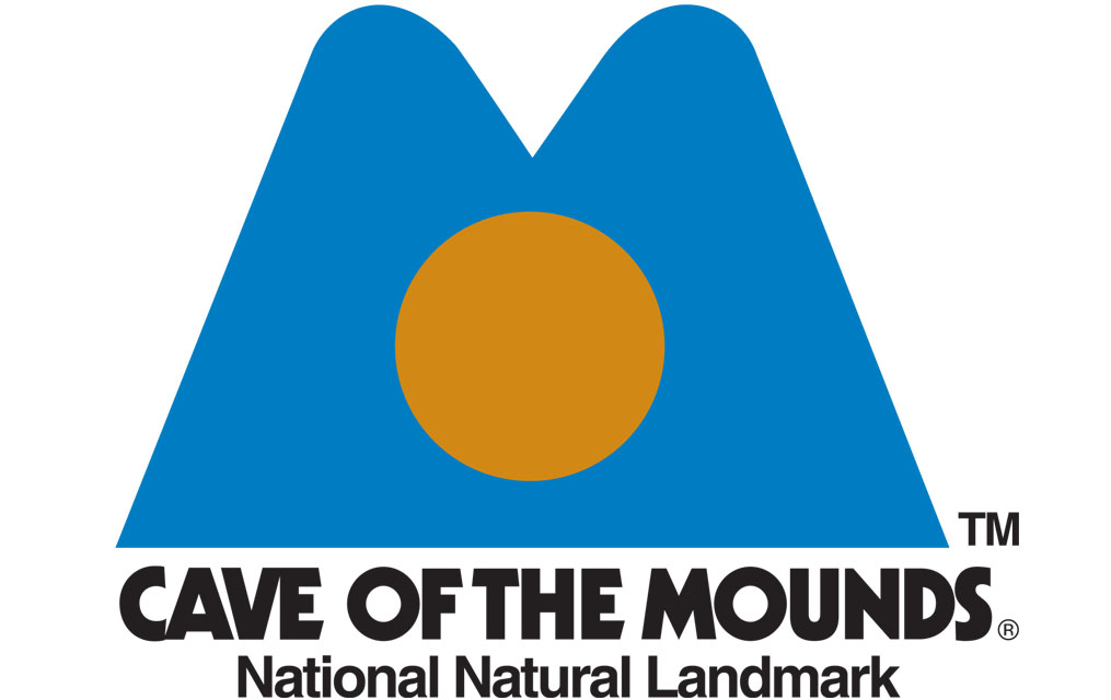 Cave of the Mounds Aspect Logo